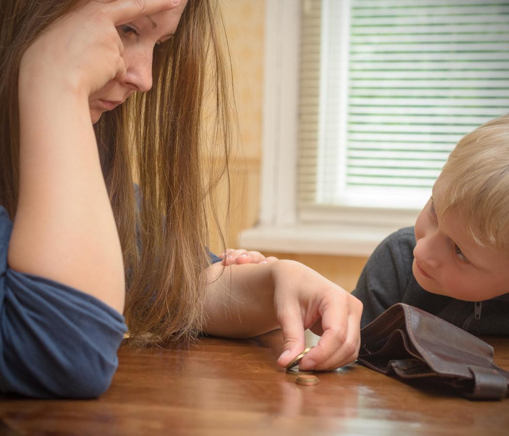 Kinderarmut = Familienarmut